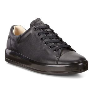 Ecco Soft 9 Leather Sneakers